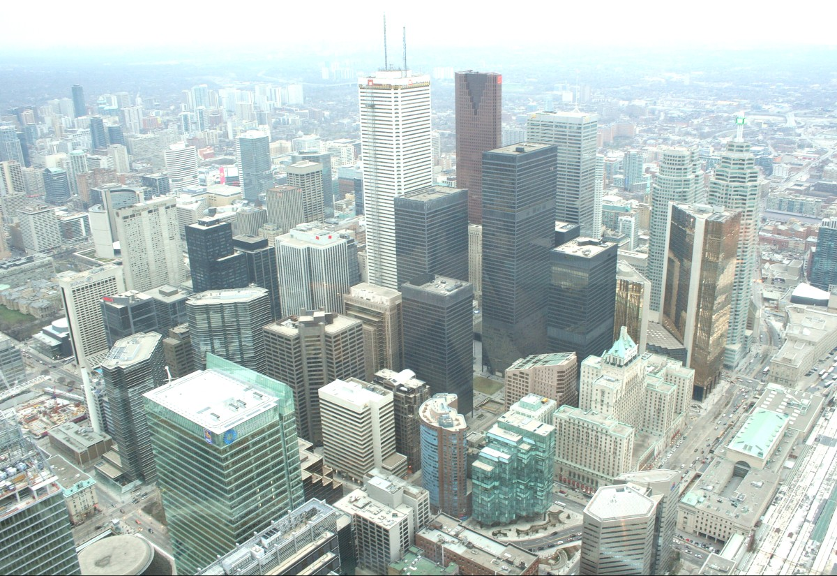 City of Toronto Core